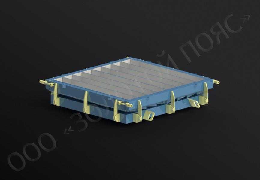 Металлоформа 10ПБ21-27