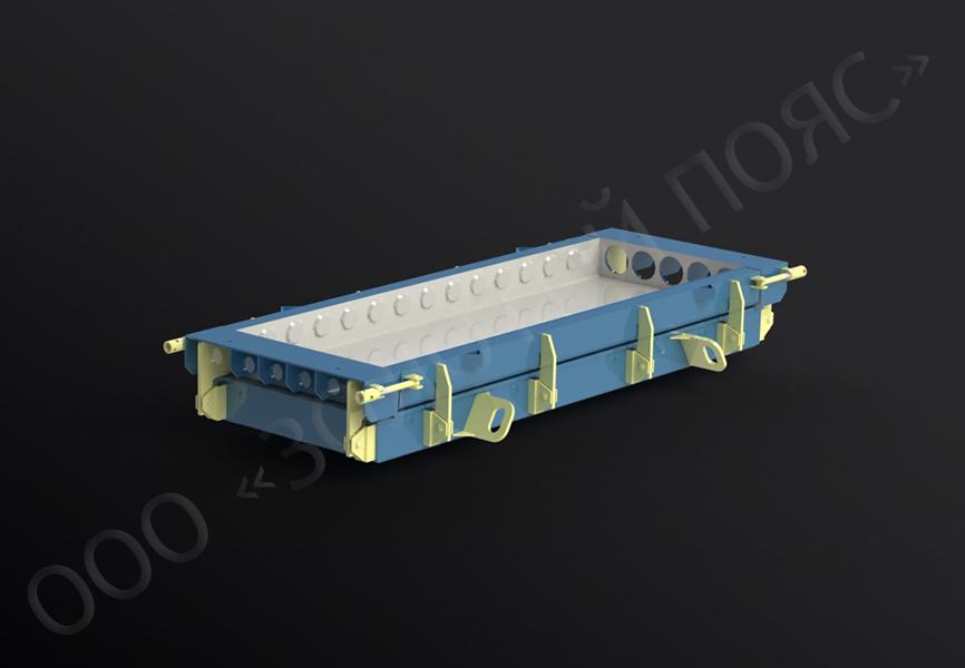 Металлоформа ПК 29-10