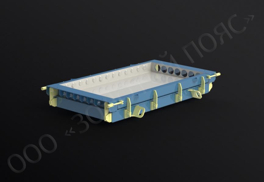Металлоформа ПК 29-15