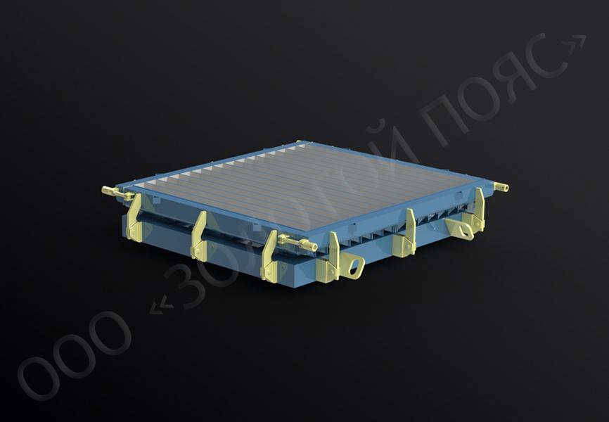 Металлоформа 2ПБ19-3