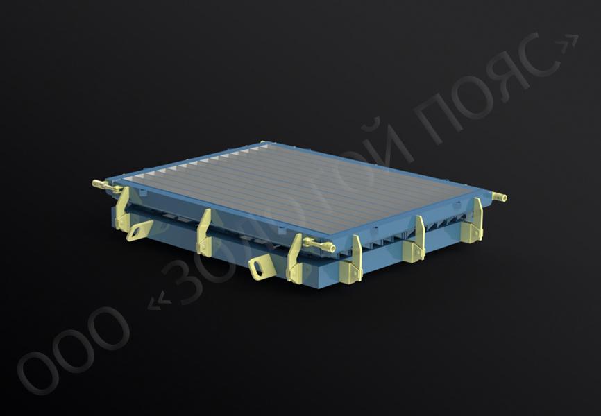 Металлоформа 2ПБ25-3