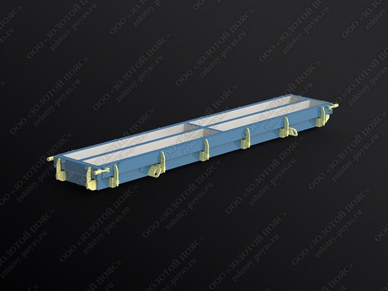 Металлоформа 3ПП30-10