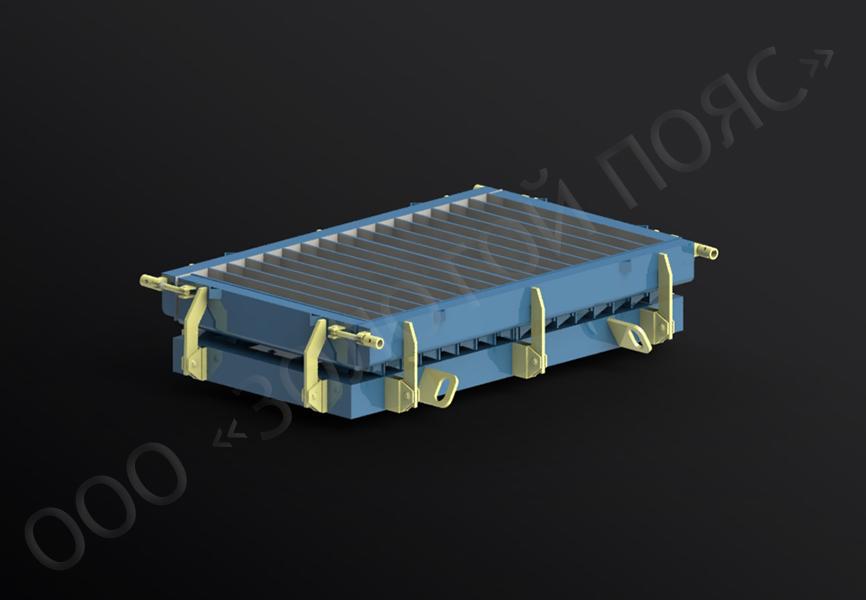 Металлоформа 3ПБ13-37