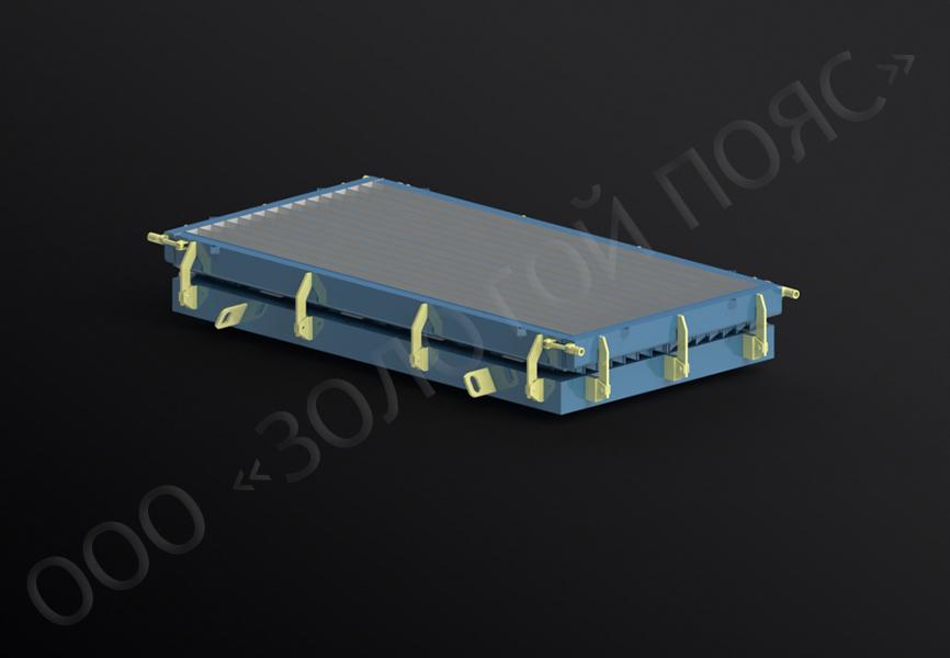 Металлоформа 3ПБ39-8