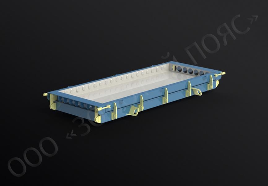 Металлоформа ПК 42-15