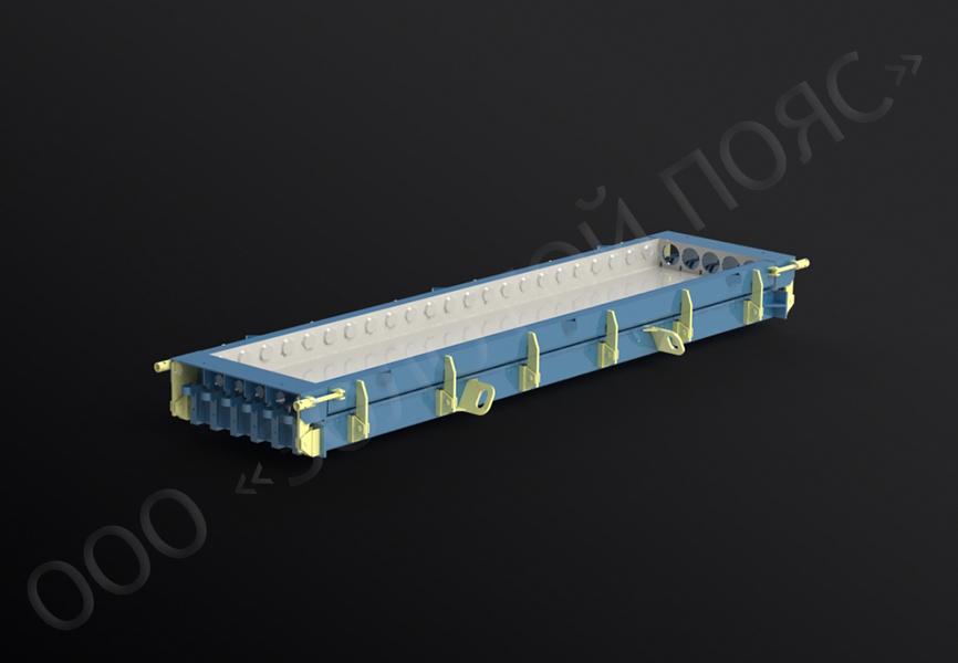 Металлоформа ПК 47-10