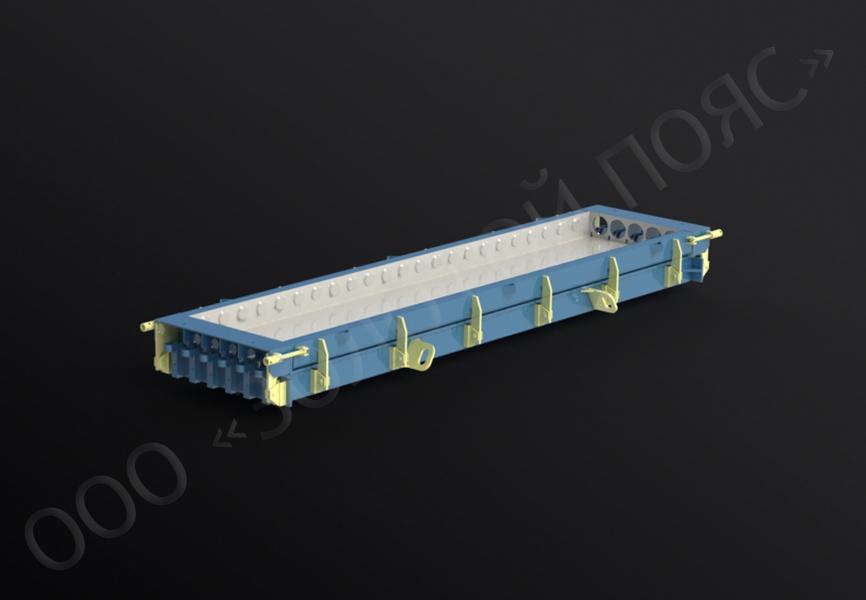 Металлоформа ПК 48-10