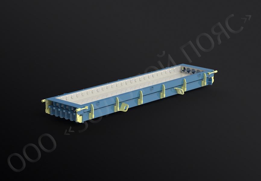 Металлоформа ПК 54-10