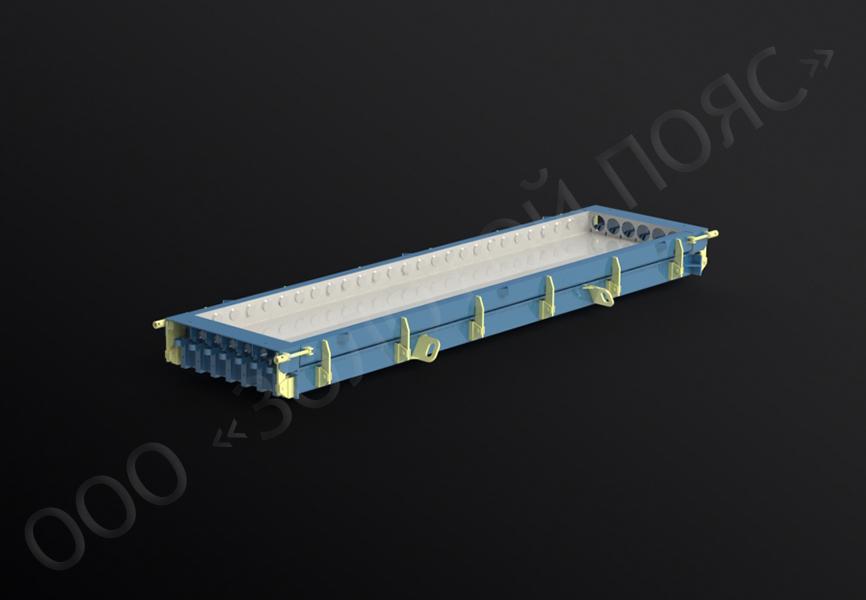 Металлоформа ПК 54-12
