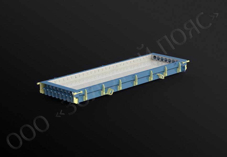 Металлоформа ПК 57-15