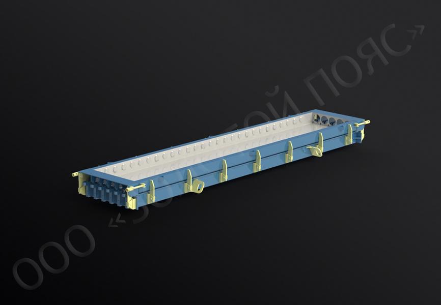 Металлоформа ПК 59-10