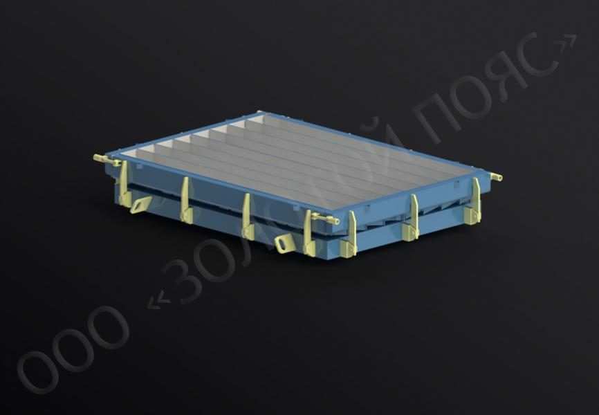 Металлоформа 5ПБ31-27