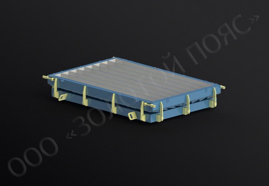 Металлоформа 5ПБ34-20