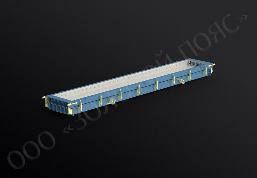 Металлоформа ПК 74-10