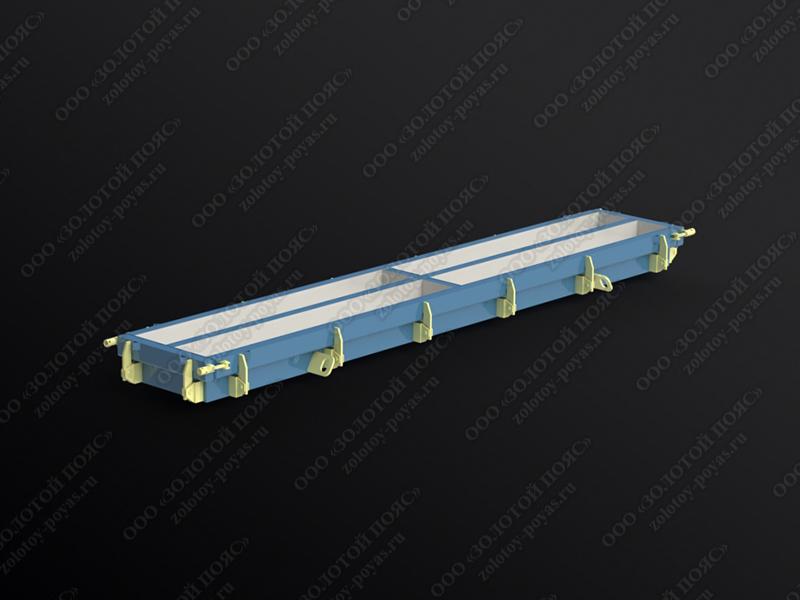 Металлоформа 8ПП30-10