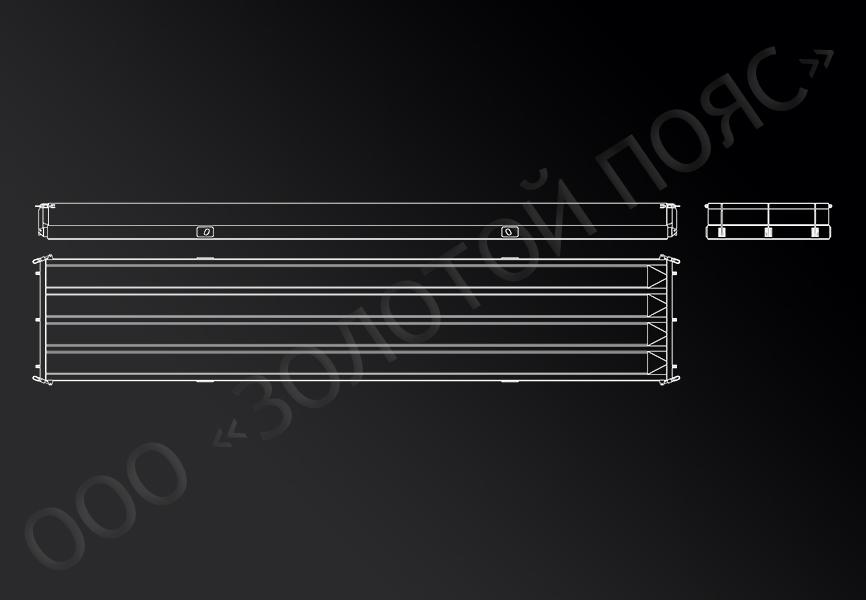 Металлоформа С110.40
