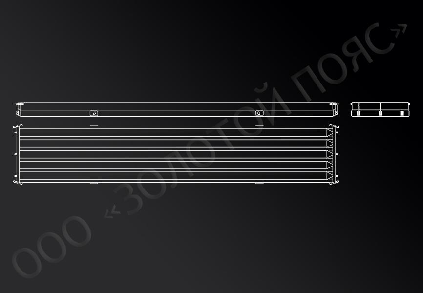 Металлоформа С120.30