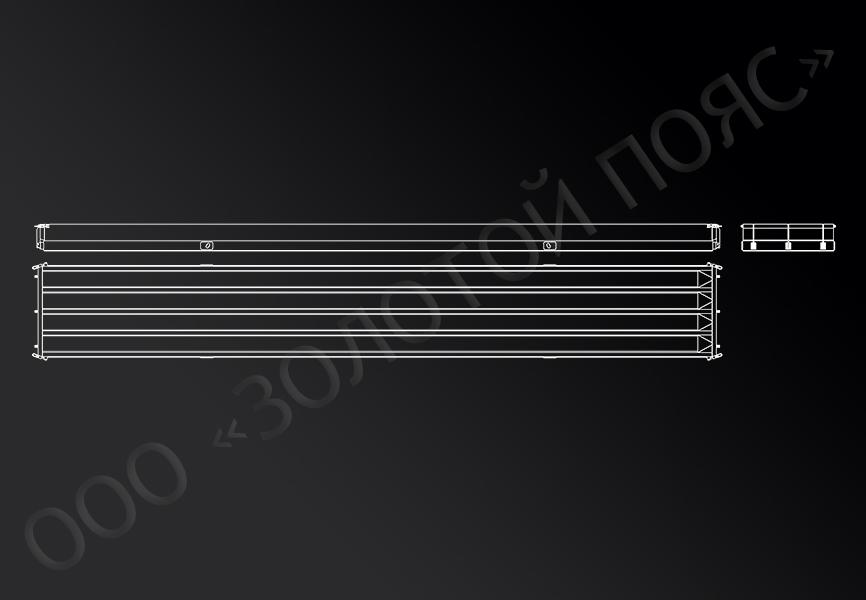 Металлоформа С160.40