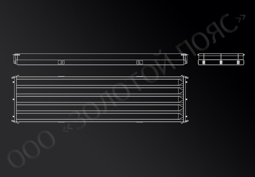Металлоформа С80.30